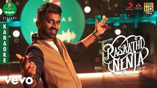 7UP Madras Gig - Season 2 - Rasaathi Nenja Karaoke | Dharan Kumar