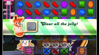 Candy Crush Saga Level 218 walkthrough (no boosters)