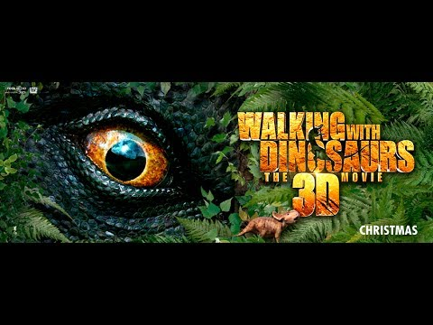 Walking With Dinosaurs | The 3D Movie | HD