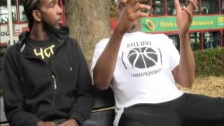 Ball Out Championships 2016 - Julius Joseph Interview