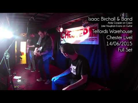 Isaac Birchall Band @ Telfords Warehouse, Chester