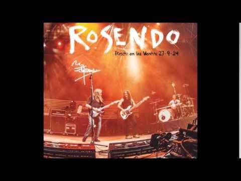Rosendo - Agradecido (Con Miguel Ríos) Directo en las Ventas 27-9-14
