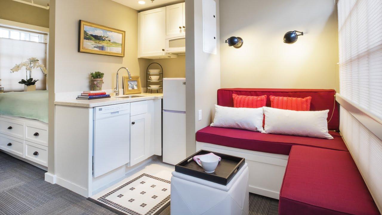 Tiny Apartment 5 Best Interior Decorating Small
