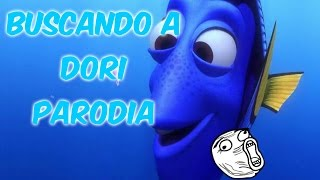 PARODIA - BUSCANDO A DORI (trailer)