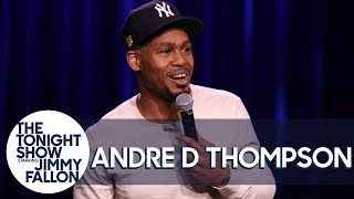 Andre D Thompson Stand-Up