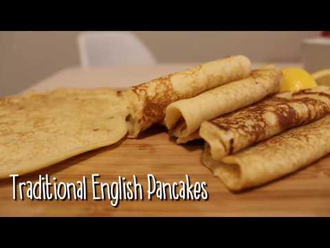 Traditional English Pancake Recipe