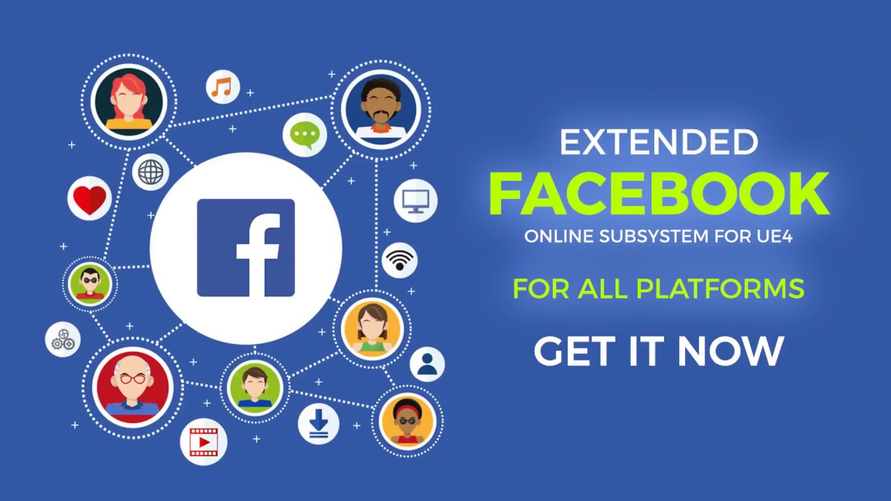Extended Facebook Online Subsystem Plugin for UE4 - gameDNA