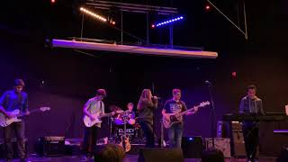 "Six on Friday ""Hold The Line"" at Home Bar, April 2019"