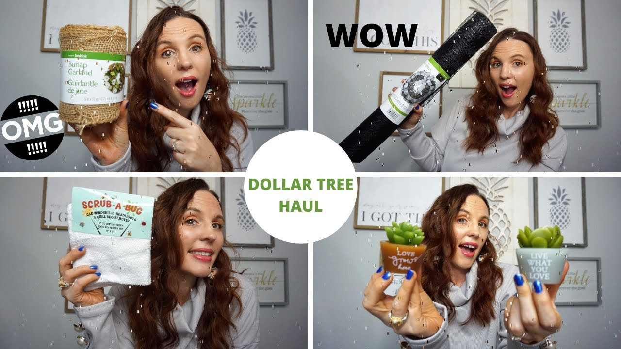 DOLLAR TREE HAUL| WOW DOLLAR TREE| BEST FINDS THIS WEEK| IT'S INCREDIBLE