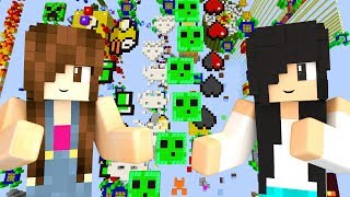 Minecraft Mapas - PARKOUR COLORIDO DIVERTIDO