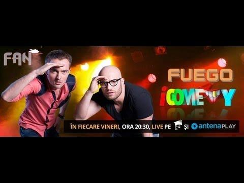 iComedy - Fuego canta melodia trupei Cargo, Daca ploaia s-ar opri
