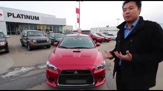 Mitsubishi Lancer Evolution MR 2015 Videos