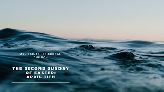 """The Second Sunday of Easter Sunday"" 