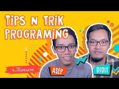 Programmer Handal Dalam Sekejap - Tips & Trick