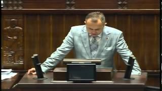 Sejm RP, pytanie w sprawie elektrowni atomowej - 26 lipiec 2012