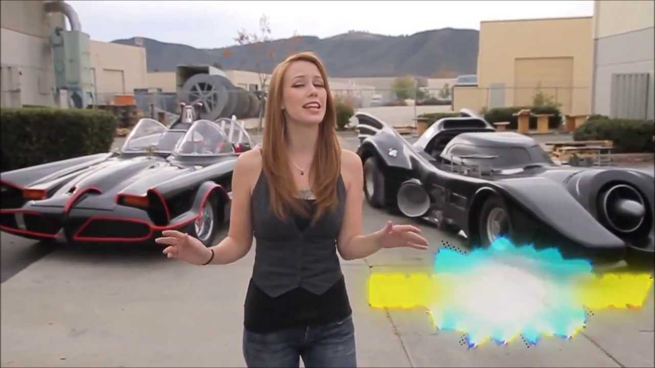 4 Car Garage >> Batmobile: 1966 VS 1989 - YouTube