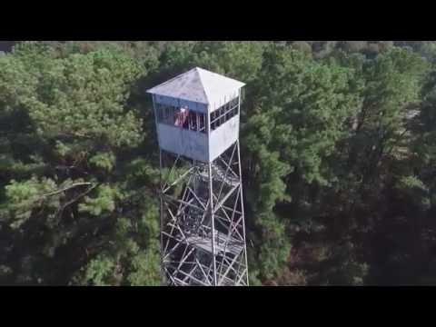 Old Firetower In Huntingdon TN