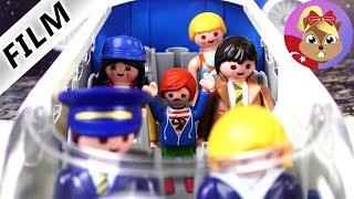 Playmobil hikayeleri türkçe - Çocuk Yanlış UÇAĞA BINDI! Ardasız TATIL? Çocuk Dizisi Türkçe