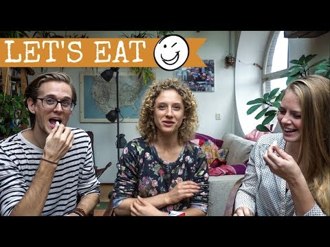 Americans try Dutch Dropjes (Liquorice) | Amsterdam | Dutch Candy Taste Test 2017 with the Way Away