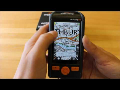 SatMap Active 20 - Review - YouTube