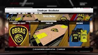Tutorial de descarga NBA2k20 - Obras Basket