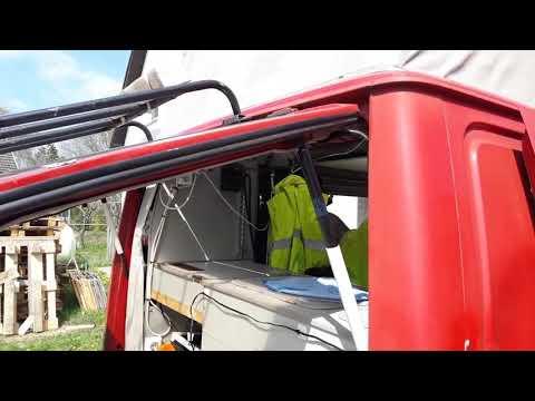 Gasdruckd/ämpfer 180N FURNICA 2x Klappenbeschlag Gasdruckfeder f/ür Klappen