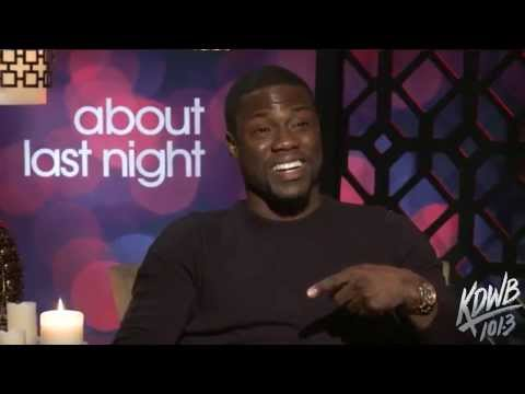 'About Last Night' Interview with Kevin Hart & Regina Hall
