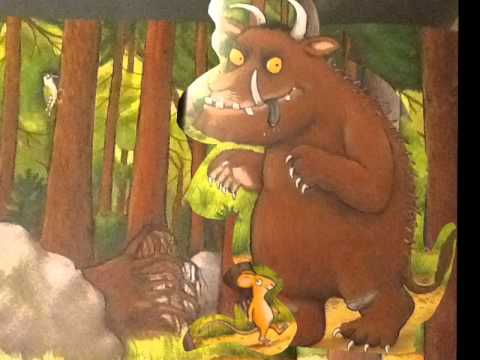 Puppet Pals Retell Of The Gruffalo Youtube