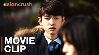 Bullied girl followed home on a dare by new guy in school | 'A Stray Goat' starring GOT7 Jinyoung