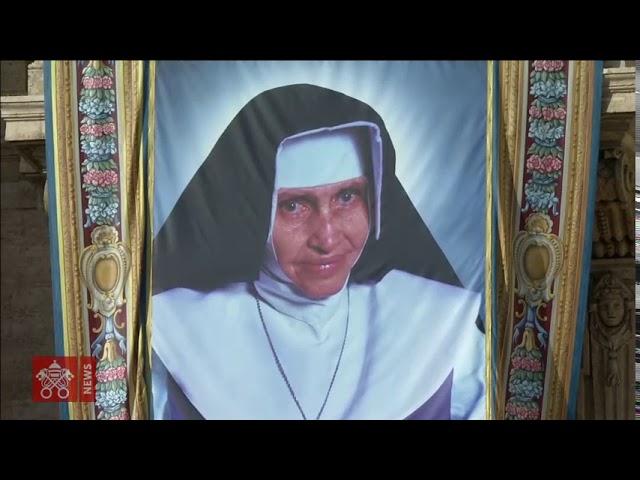 Irmã Dulce elevada à honra dos altares
