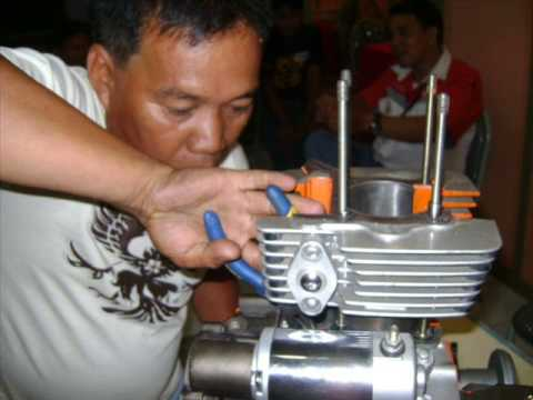 NCR and Central Luzon Mechanics' Training