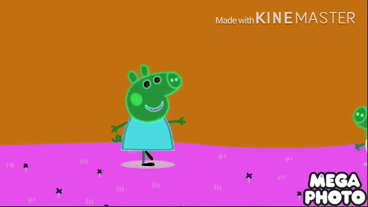 Peppa Pig Intro In The Real G Major 4