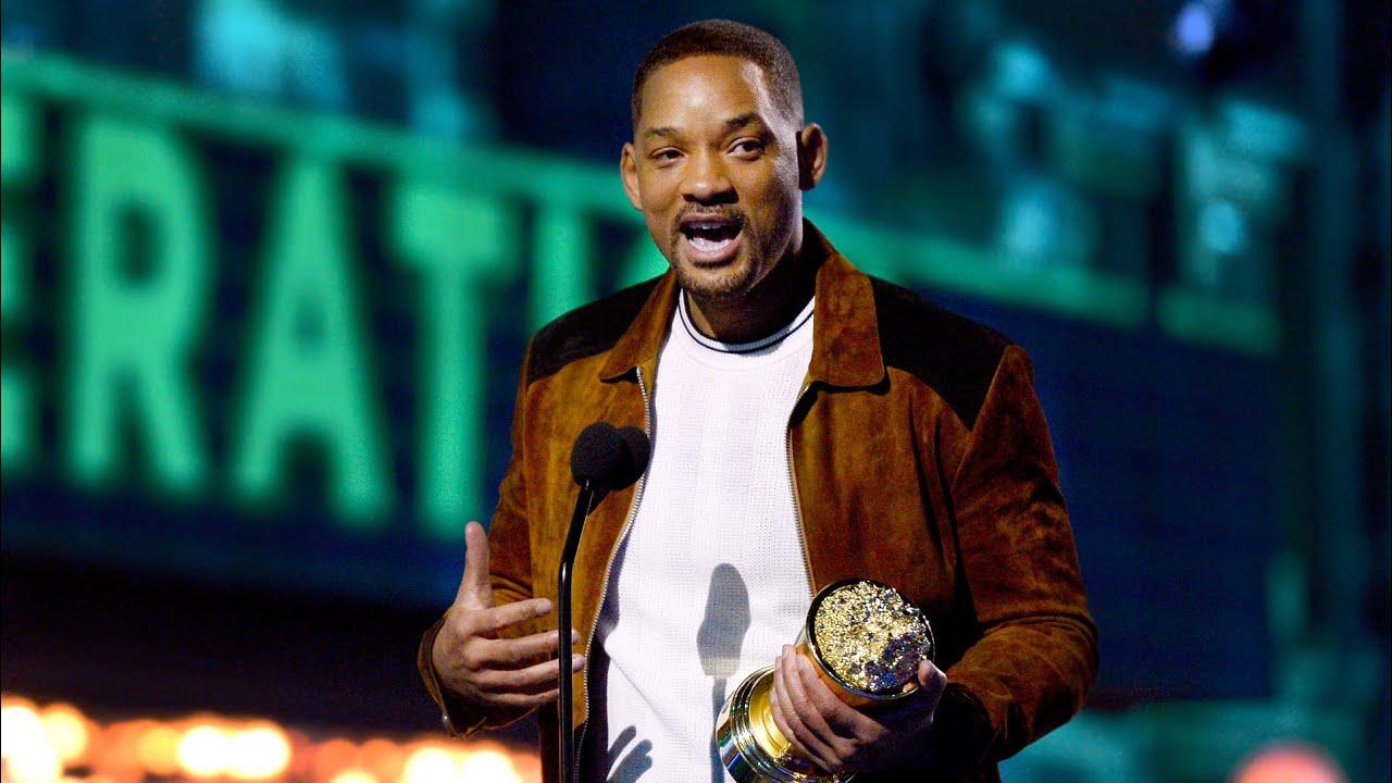 Will Smith Takes Home GENERATION AWARD at 2016 MTV Movie ...
