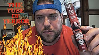 Johnny Scoville's Tube Of Terror Challenge (13 Million Scoville Peanuts) | L.A. BEAST