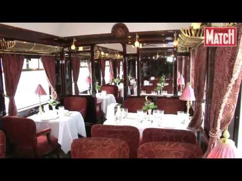 « Orient Express » : A bord d'un train de légende