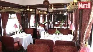 « Orient Express » : A bord d