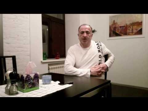 видео отзыв о работе Георгия Патанина от гражданина Иордании