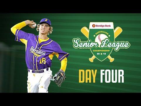Bendigo Bank Australian Senior League Championship, DAY FOUR #ASLC2018