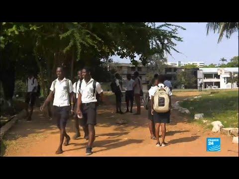 Ghana : un pays anglophone où le français s''impose