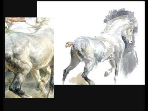 Paintstorm - master study