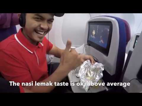 Malaysia Airlines A350- MH 072 Kuala Lumpur to Hong Kong