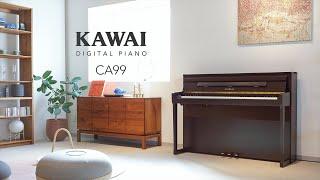 Kawai Concert Artist CA99 Promotional Video