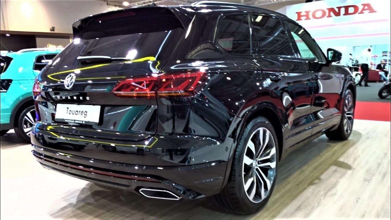 volkswagen touareg v8 2020 suv interior exterior design sofia motor show 2019 youtube volkswagen touareg v8 2020 suv interior exterior design sofia motor show 2019