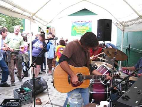 Denali Cooks in Hope, Alaska 7/18/09
