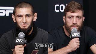 Пресс конференция UFC / Хамзат Чимаев - Джеральд Миршерт РУССКАЯ ОЗВУЧКА