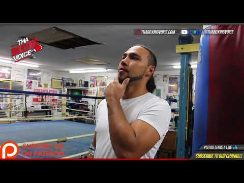 Keith Thurman on Errol Spence Jr., Terence Crawford, & Jeff Horn-Who's the Next Big Fight?