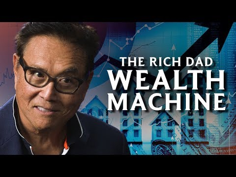 Rich Dad Wealth Machine: How to Invest in Real Estate to Maximize Cash Flow - Robert Kiyosaki