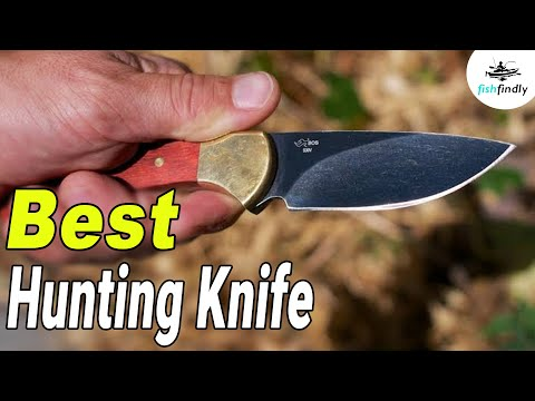 Best Hunting Knife In 2020 – Your Hunting Partner!