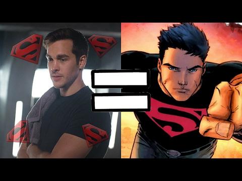 Mon-El to become Superboy !?! - Supergirl Season 2