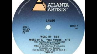 "Cameo - Word Up  (12"" Version)"